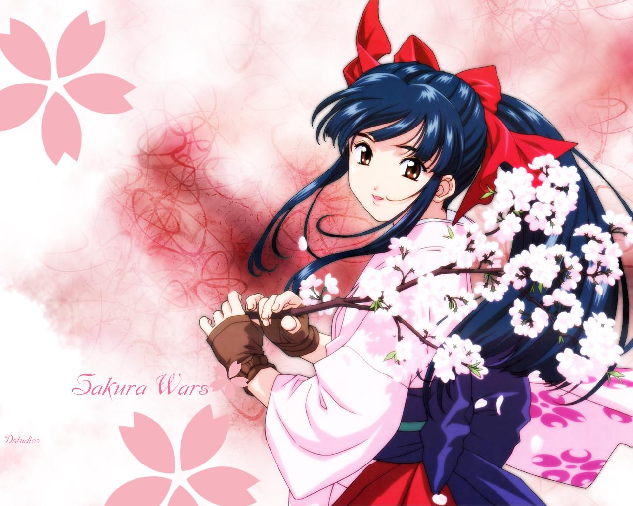 Sakura Wars Bishi Topics Anime Wallpapers